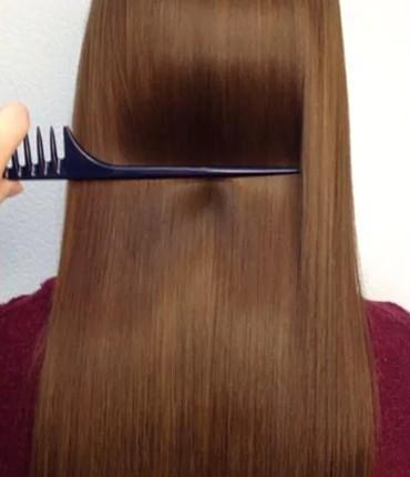 результат волосы