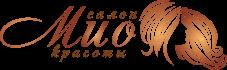 Логотип салона красоты Мио