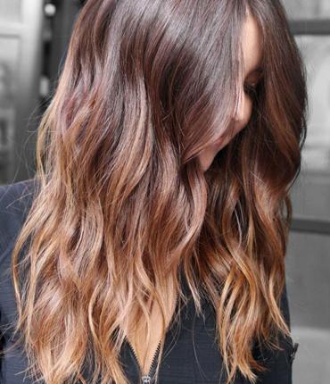 Сложное окрашивание волос - фото 6