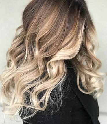 Сложное окрашивание волос - фото 3
