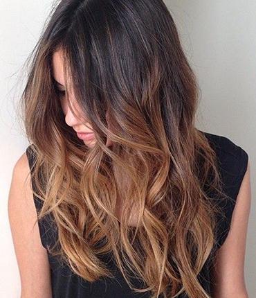 Сложное окрашивание волос - фото 5