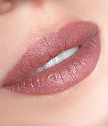 Перманентный макияж губ - фото 4