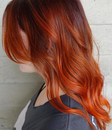 Сложное окрашивание волос - фото 2
