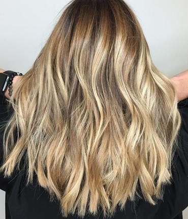 Сложное окрашивание волос - фото 4