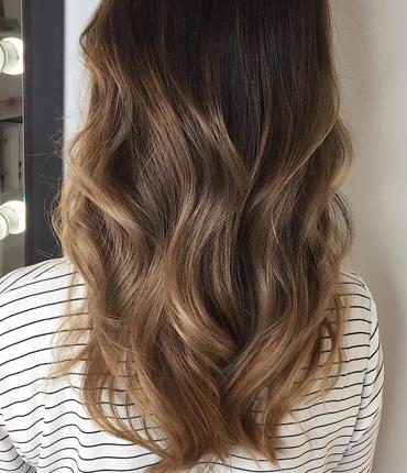 Сложное окрашивание волос - фото 1