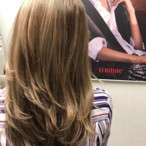 Окрашивание волос фото 204