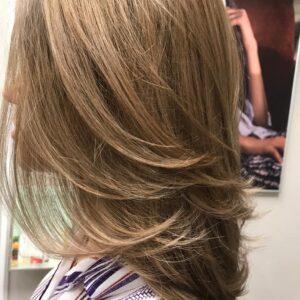 Окрашивание волос фото 205