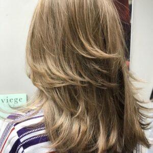 Окрашивание волос фото 206