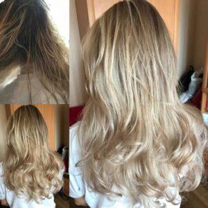 Окрашивание волос фото 3