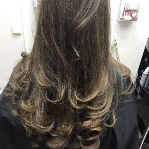 Окрашивание волос фото 4
