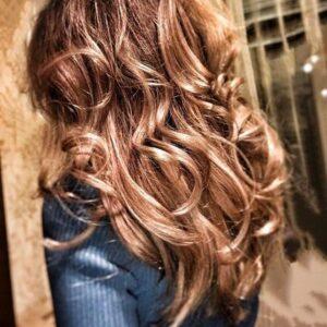 Окрашивание волос фото 5