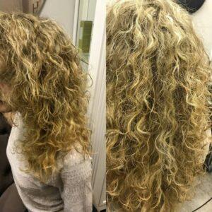 Окрашивание волос фото 6