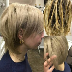 Окрашивание волос фото 8