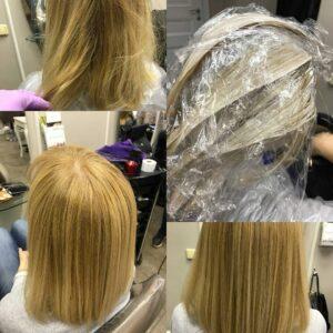 Окрашивание волос фото 9