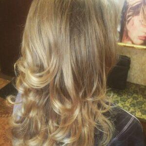 Окрашивание волос фото 12