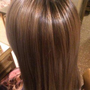 Окрашивание волос фото 13