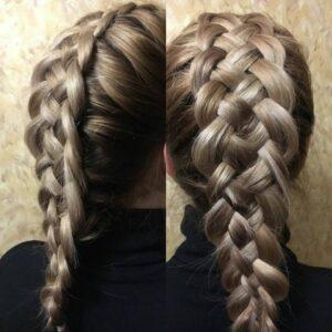 Окрашивание волос фото 16
