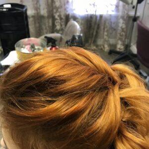 Окрашивание волос фото 17