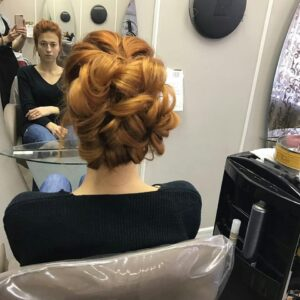 Окрашивание волос фото 18