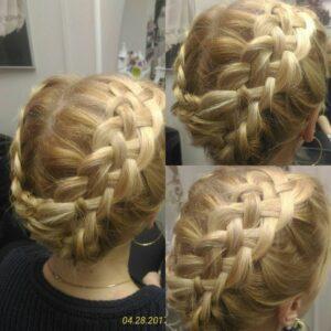 Окрашивание волос фото 20