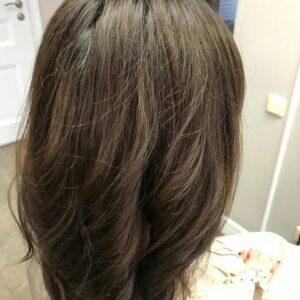 Окрашивание волос фото 24