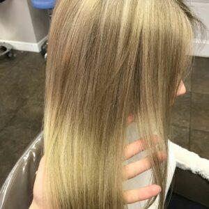 Окрашивание волос фото 25