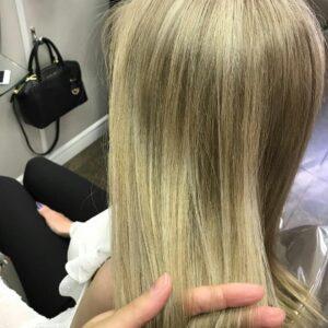 Окрашивание волос фото 26