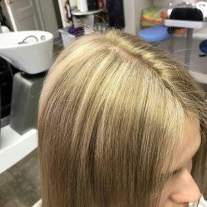 Окрашивание волос фото 27
