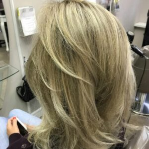 Окрашивание волос фото 28