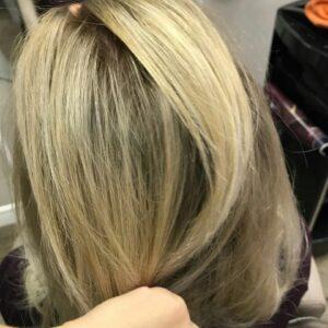 Окрашивание волос фото 30