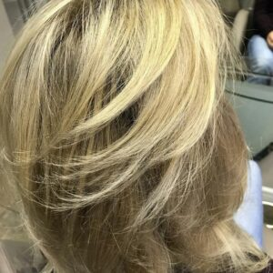 Окрашивание волос фото 32