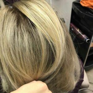 Окрашивание волос фото 34