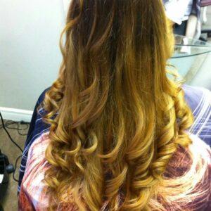 Окрашивание волос фото 35