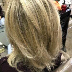 Окрашивание волос фото 36