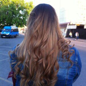 Окрашивание волос фото 37