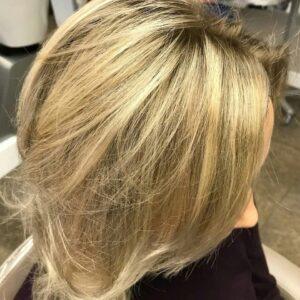 Окрашивание волос фото 38