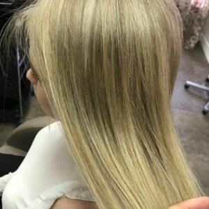 Окрашивание волос фото 39