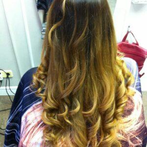 Окрашивание волос фото 40