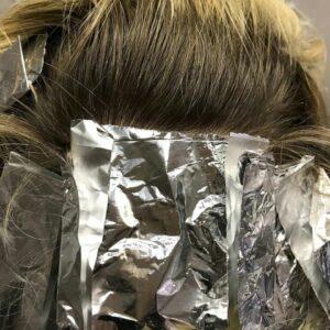 Окрашивание волос фото 41