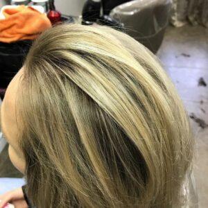 Окрашивание волос фото 42