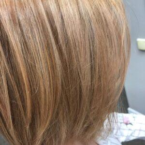 Окрашивание волос фото 43