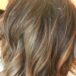 Окрашивание волос фото 44