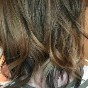 Окрашивание волос фото 47