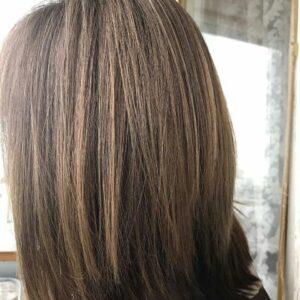 Окрашивание волос фото 49