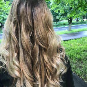 Окрашивание волос фото 66