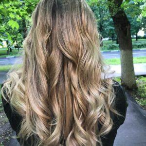 Окрашивание волос фото 70