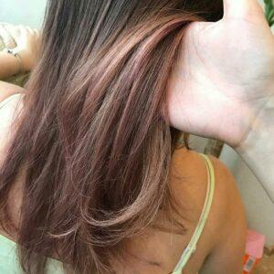Окрашивание волос фото 73