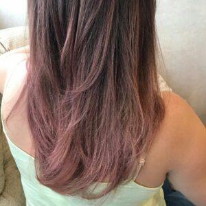 Окрашивание волос фото 74