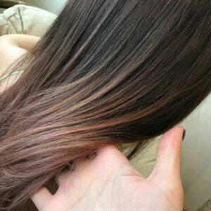 Окрашивание волос фото 75