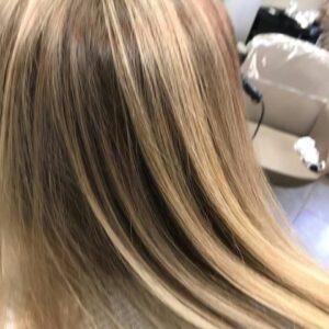 Окрашивание волос фото 80